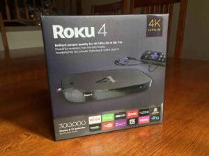 Roku 4 Player Review