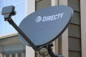 Direct TV Satellite
